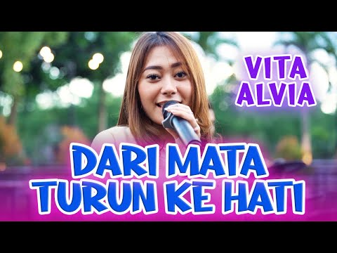 Download Lagu Vita Alvia Dari Mata Turun Ke Hati Mp3