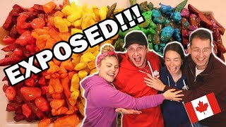 The Secret World of SimplyNailogical 🇨🇦 Rainbow Poutine 🌈🍟🧀