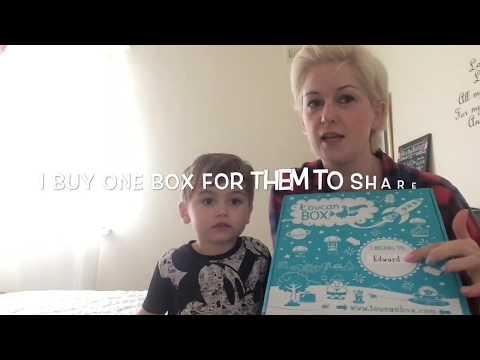 Toucan Box May17