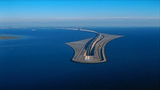 Denmark's 'Disappearing Road' Is Really An Awesome Underwater Highway