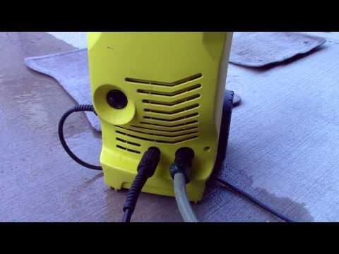 Karcher Pressure Washer Review