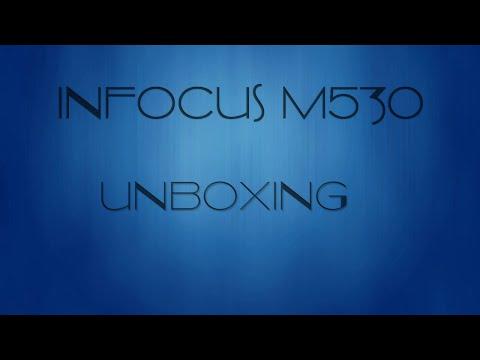Unboxing InFocus M530
