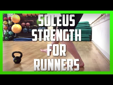 Soleus Strengthening Exercise for Runners