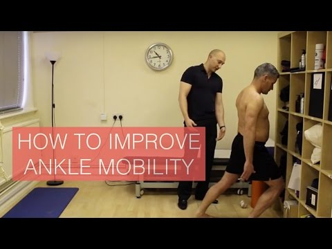 How To Improve Ankle Mobility
