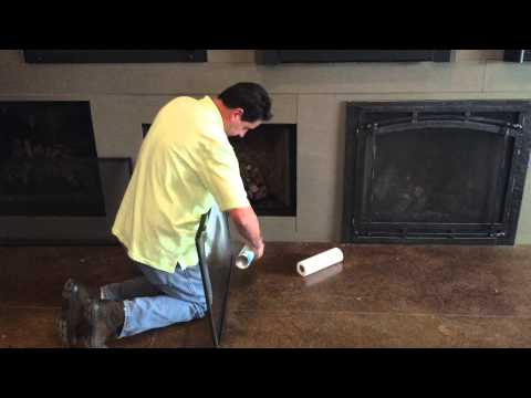 How to Clean Direct Vent Fireplace Glass