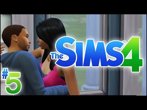 The Sims 4 - EP5 - Girlfriend!