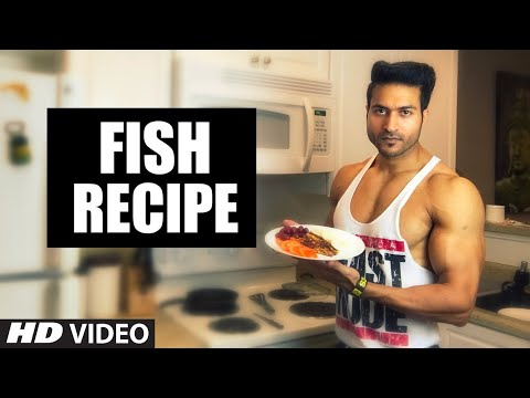 FISH Recipe to Build Muscles | Guru Mann | Health And Fitness