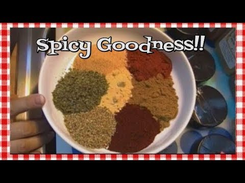 How To Make Salt Free Fajita Seasoning: Noreen's Kitchen