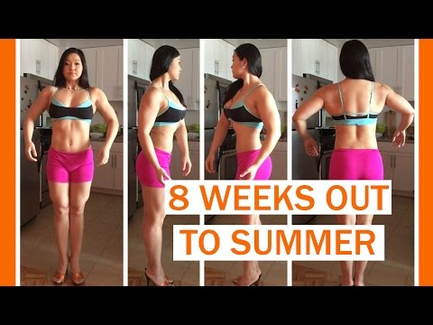 8 Weeks Out To Summer Vlog & Costco Quick Run