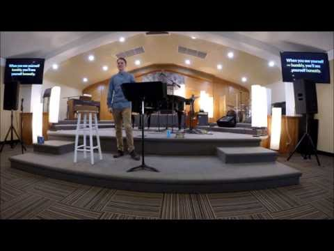 Jesus and the Little Children - Restoration Church