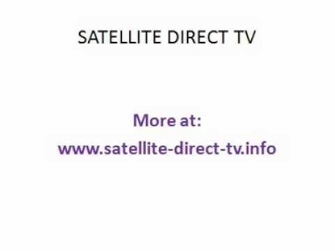 SATELLITE DIRECT TV 12