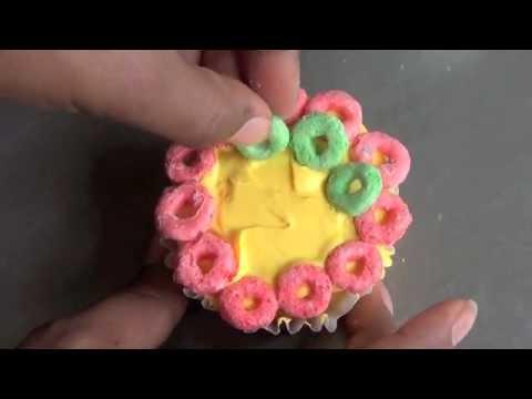 3 easy cupcake decorating ideas