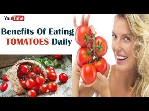Benefits Of Eating Tomatoes Daily | Health Benefits Of Tomatoes For Men