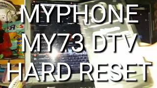 myPhone myTab 10 Hard Reset and Forgot Password Recovery