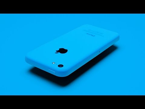 Apple's Biggest iPhone FAIL (Wasn't That Bad) - iPhone 5C 2018