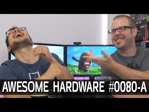 Awesome Hardware #0080-A: Google Pixel, GoW 4, Yahoo Spies On You
