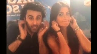 WATCH: Ranbir & Katrina