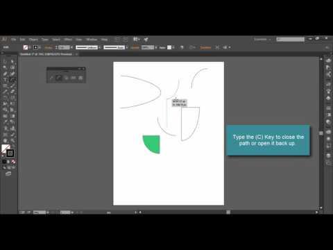 Adobe Illustrator CC Arc Tool