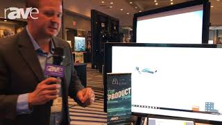 E4 AV Tour: Barco Features the CSE-800 ClickShare Wireless Collaboration Product With Annotation