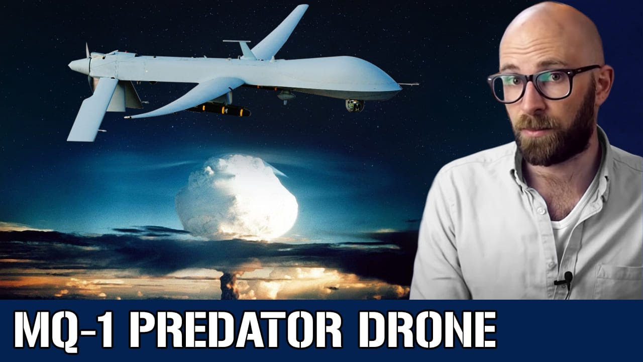 MQ-1 Predator Drone: The Eye in the Sky