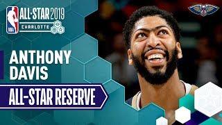 Best Of Anthony Davis  2019 All-Star Reserve | 2018-19 NBA Season