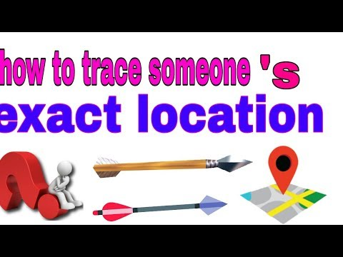 how to trace someone's location || locate a cell phone position free online