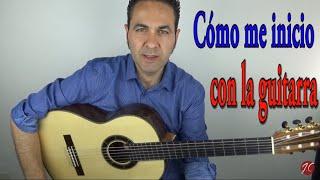 CÓMO EMPIEZO CON LA GUITARRA MUY FACIL, Conocimiento, Tutorial (Jerónimo de Carmen) Guitarraflamenca