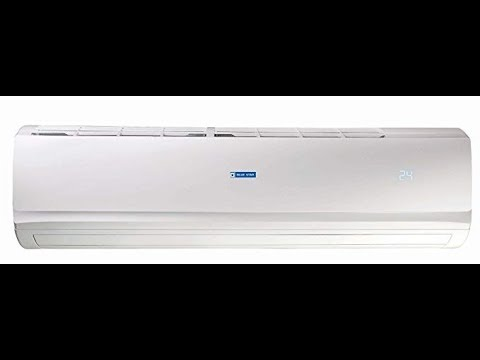 Blue Star 1.1 Ton 5 Star BEE Rating 2018 Inverter AC