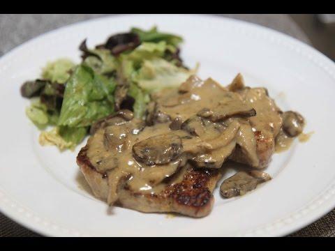 Creamy Garlic Pork Chops - Cooked by Julie episode 285