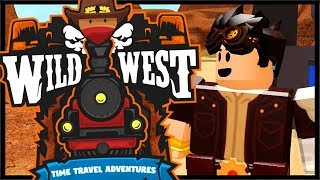 Download Roblox WILD WEST ADVENTURE! | Roblox Time Travel Adventures Video
