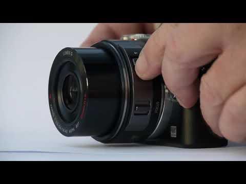 A Look at the Panasonic Lumix G X Vario PZ 14-42mm Pancake Lens