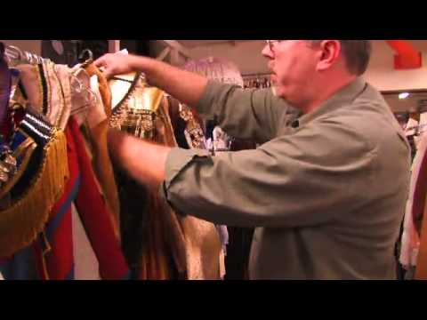 How to Make Egyptian Costumes- Making Costumes.flv