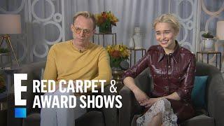 "Emilia Clarke Reveals If ""Solo"" Cast Asked for ""GoT"" Spoilers   E! Red Carpet & Live Events"