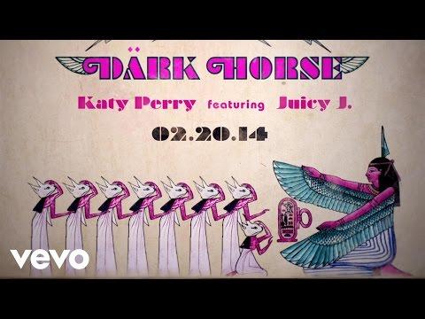 """¡Katy Perry encarna a Katy Pätra en el vídeo de """"Dark Horse""""!"""