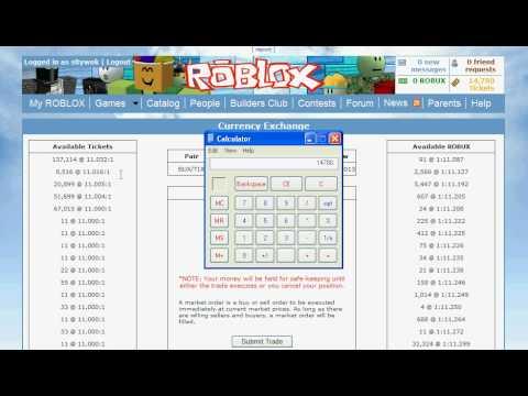 Roblox trade currency glitch