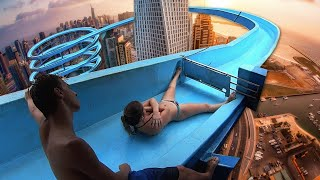 Top 10 MOST INSANE BANNED Waterslides YOU CAN