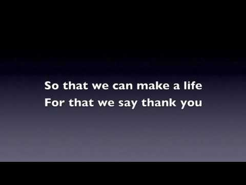 Teacher Appreciation Song: A Song for Teachers - You Have Made A Difference