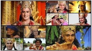 10 Actors who played the role of Lord Krishna on Indian Television