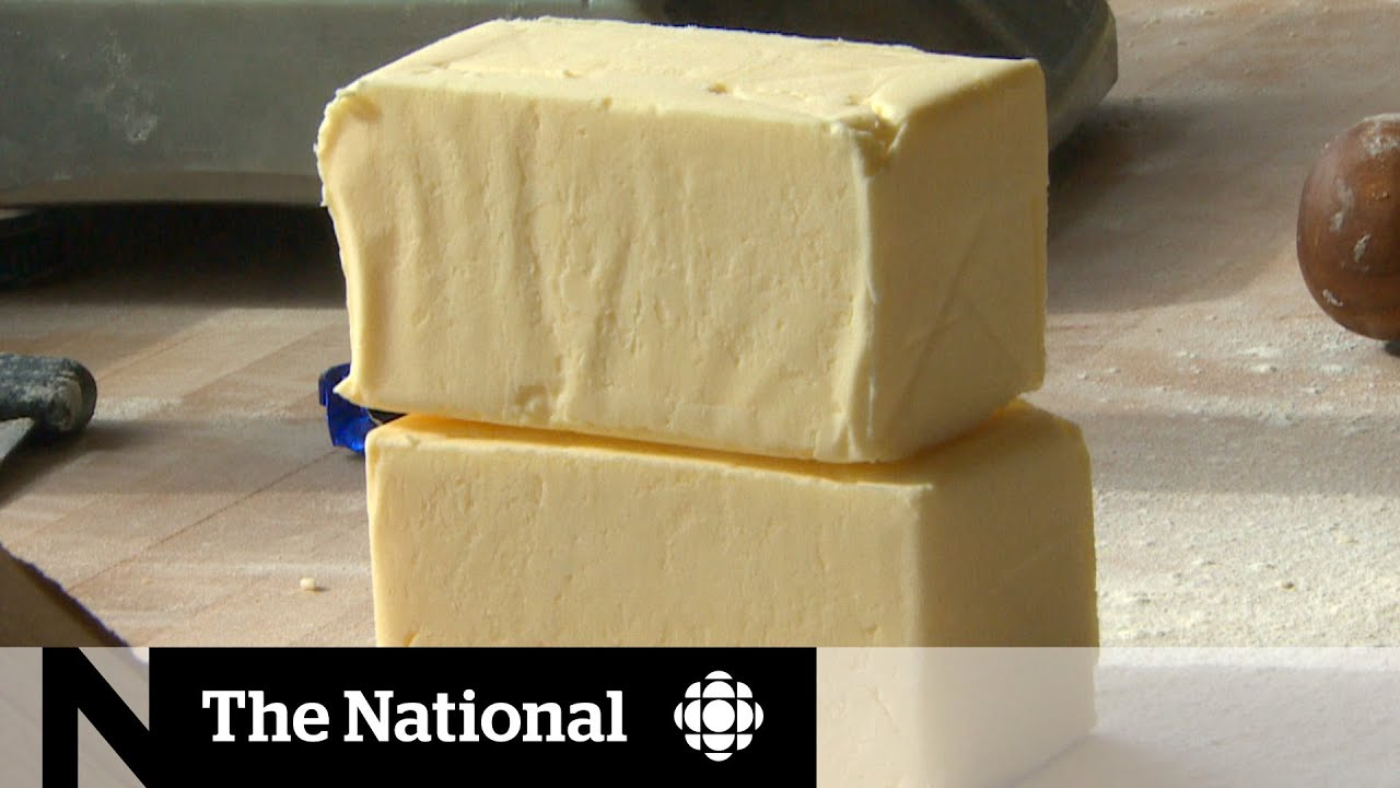 The hard truth about Canadian butter