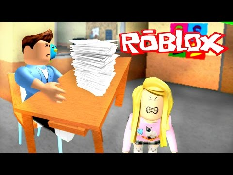 BULLY WANTS ME TO STEAL FROM PRINCIPAL?! | Roblox Roleplay