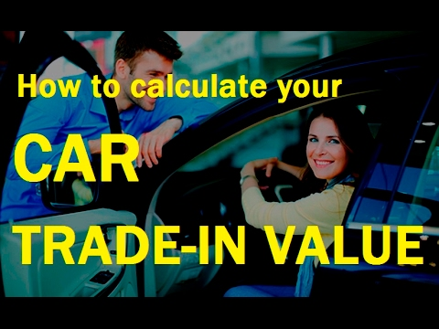 How to GET THE BEST AUTO TRADE-IN VALUE - TOP 10 CAR TIPS - Vehicle Price Calculator - Kevin Hunter