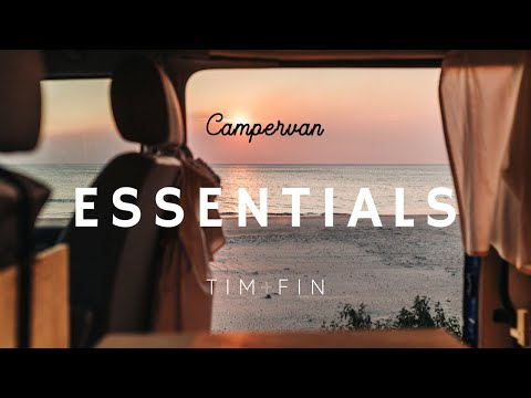 NEW ZEALAND TRAVEL & PACKING TIPS: Campervan Packing List