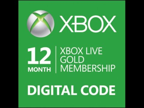 How to Get Free Xbox Live Gold Easy 2017