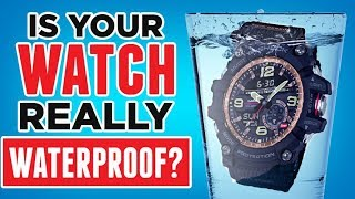 Ultimate Guide To Watch Water Resistance (How NOT To Ruin Your Watch?) | RMRS