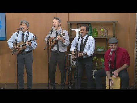 Beat-Lele pays tribute to the Beatles with ukulele