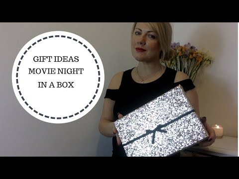 GIFT IDEAS - MOVIE NIGHT IN A BOX
