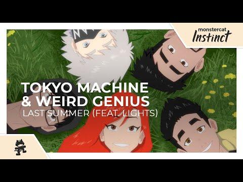 Download Tokyo Machine & Weird Genius - Last Summer feat. Lights (Official Music Video) MP3 Gratis