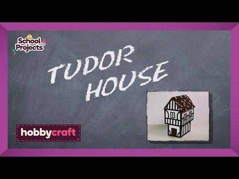 How to Make a Tudor House | Hobbycraft