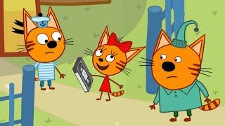 Download Три кота | Загадочная находка | Серия 132 | Мультфильмы для детей Video