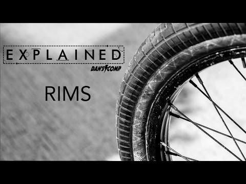 Everything About BMX Rims